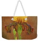 The Kings Prize Iris Weekender Tote Bag
