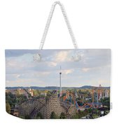 The Kiss And The Coasters Weekender Tote Bag