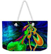 The Kiss Of Nature Weekender Tote Bag