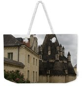 The Kitchenbuilding - Abbey Fontevraud Weekender Tote Bag