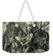 The Knight, Death And The Devil Weekender Tote Bag