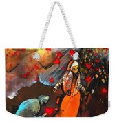 The Knight Of Your Heart Weekender Tote Bag