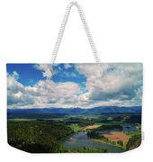 The Kootenai River Weekender Tote Bag