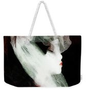 The Lady Is Not For Turning  Weekender Tote Bag