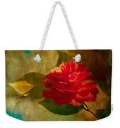 The Lady Of The Camellias Weekender Tote Bag by Loriental Photography
