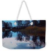 The Lake 2 Weekender Tote Bag