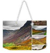 The Lake District Autumn 2 Weekender Tote Bag