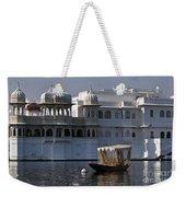 The Lake Palace, India Weekender Tote Bag
