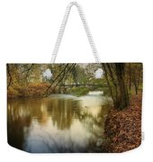 The Lambro River Weekender Tote Bag