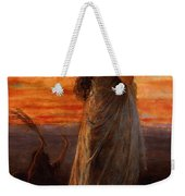 The Lament Of Jephthahs Daughter Weekender Tote Bag