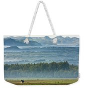 The Land Of A Thousand Hills Weekender Tote Bag