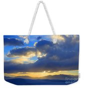 The Land Of Enchantment Weekender Tote Bag by Bob Christopher