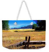 The Land With A View Weekender Tote Bag
