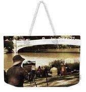 The Landscape Weekender Tote Bag