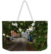 The Lane Weekender Tote Bag