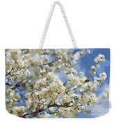 The Language Of Spring Weekender Tote Bag