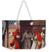 The Last Council Of Boabdil Weekender Tote Bag