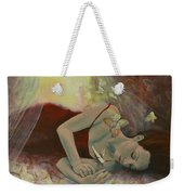 The Last Dream Before Dawn Weekender Tote Bag by Dorina  Costras