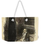 The Last Of The Spirits Weekender Tote Bag by Philip Ralley