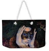 The Last Secret Weekender Tote Bag by Dorina  Costras