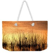 The Last Song Of The Day Weekender Tote Bag