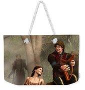 The Last Song Of Tristan Weekender Tote Bag