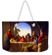 The Last Supper By Carl Heinrich Bloch Weekender Tote Bag