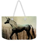 The Last Unicorn Weekender Tote Bag by Bob Orsillo
