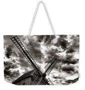 The Last Windmill Weekender Tote Bag