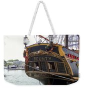 The Late Great Bounty Weekender Tote Bag