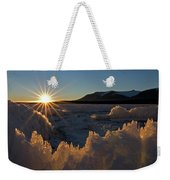 The Late Season Suns Skims Weekender Tote Bag