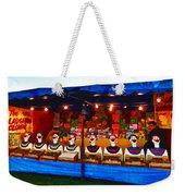 The Laughing Clowns  Weekender Tote Bag