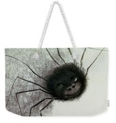 The Laughing Spider Weekender Tote Bag