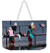 The Laundry - Nepal Weekender Tote Bag
