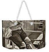 The Law Weekender Tote Bag