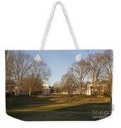 The Lawn University Of Virginia Weekender Tote Bag