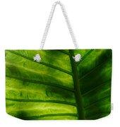 The Leaf Weekender Tote Bag