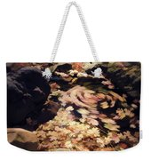 The Leaf Swirl  Weekender Tote Bag
