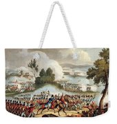 The Left Wing Of The British Army Weekender Tote Bag