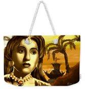 The Legend Actress Madhubala Weekender Tote Bag