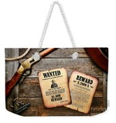 The Legend Of Frenchie Weekender Tote Bag
