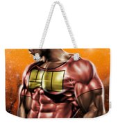 The Legend Of Will Power Weekender Tote Bag