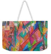 The Letter Shin 2 Weekender Tote Bag