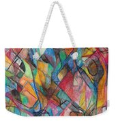 The Letter Yud 2 Weekender Tote Bag