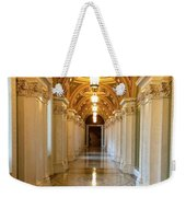 The Library Of Congress Jefferson Building Weekender Tote Bag