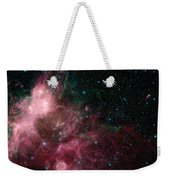 The Life And Death Of Stars Weekender Tote Bag