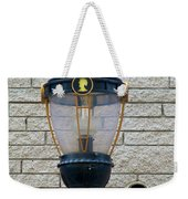The Light And The Spout Weekender Tote Bag
