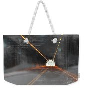 The Light At The End Of The Tunnel Weekender Tote Bag