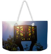 The Light Of Knowledge Weekender Tote Bag