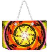 The Light Of Zen Weekender Tote Bag
